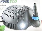 Osaga Teichfilter- und Bachlaufpumpe Schwarze Flunder Eco