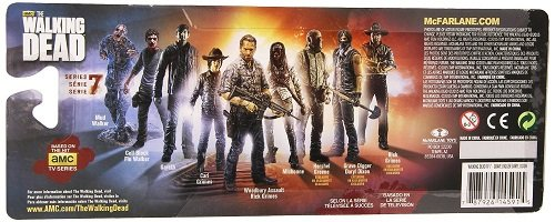 McFarlane MAR157829 - Juguete The Walking Dead Series 6