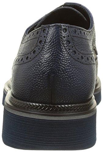 Harmont & Blaine E9050541, Chaussures à Lacets Homme Blu (Navy)