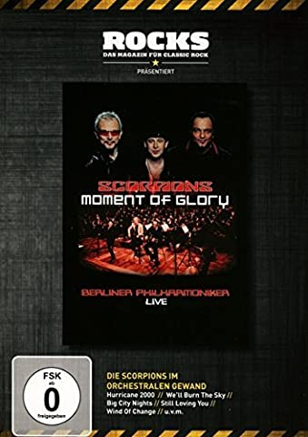 Moment of Glory-Live (Rocks Edition) [Import anglais]