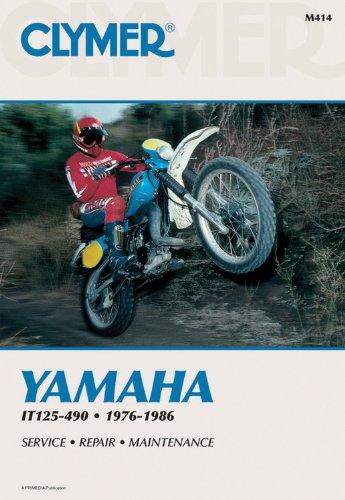 Yamaha It125-490: 1976-1986 Service, Repair, Performance