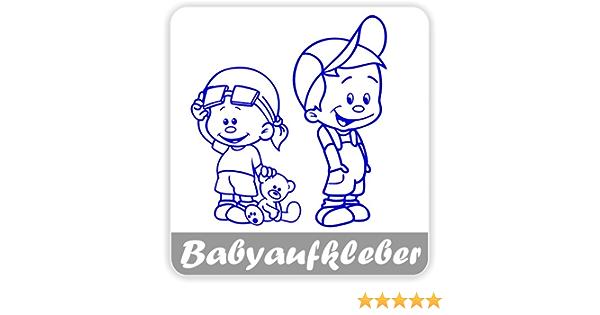 Babyaufkleber Geschwisteraufkleber Für Auto Mit Wunschtext Gs 32 Baby
