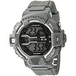 UPhasE Digital Watch Quartz Chronograph, 706-150 up