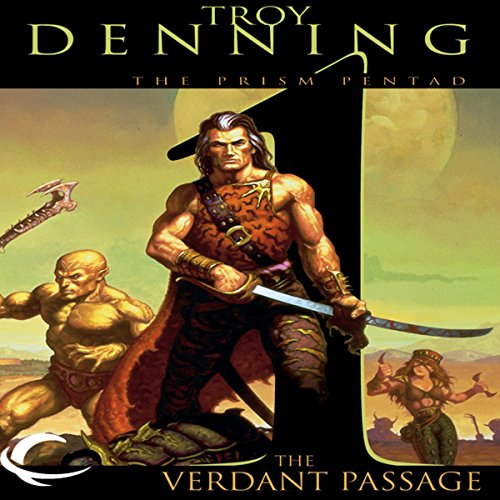 The Verdant Passage: Dungeons & Dragons: Dark Sun: Prism Pentad, Book 1 - Troy Passage