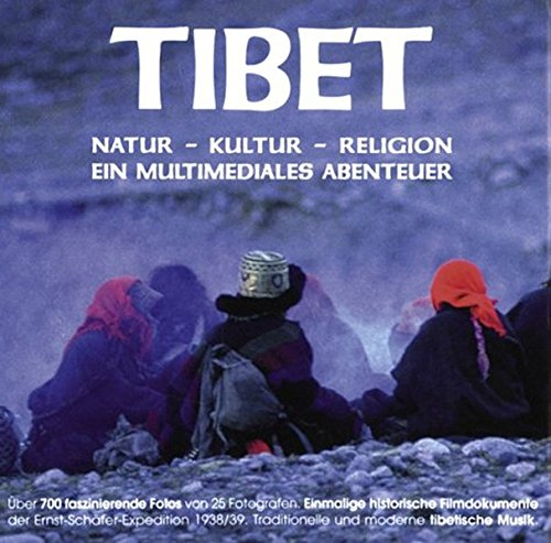 Tibet - Natur, Kultur, Religion. CD-ROM für Windows ab 3.1: Ein multimediales Abenteuer