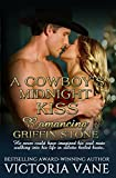 A Cowboy's Midnight Kiss: Romancing Griffin Stone (Romancing the Stones)