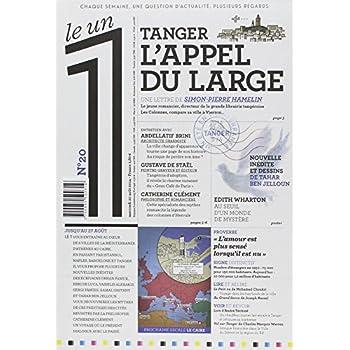 Le 1 - n°20 - Tanger - L'appel du large