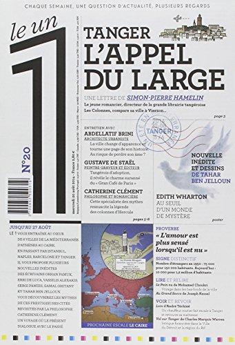 Le 1 - n°20 - Tanger - L'appel du large par Collectif