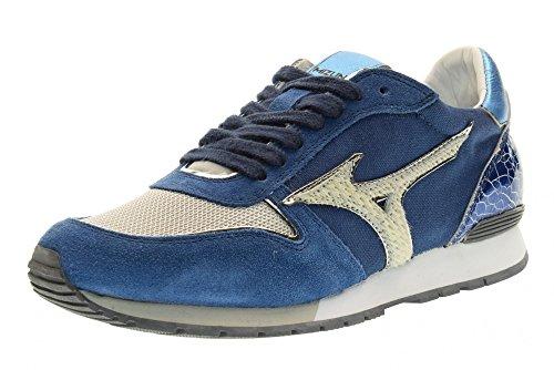 MIZUNO 1906 scarpe donna sneakers basse D1GC174421 ETAMIN Blu