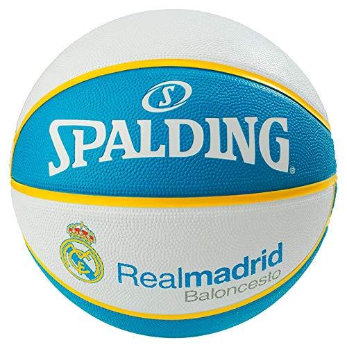 Spalding EL Team Real Madrid SZ.7 83-787Z Basketballs