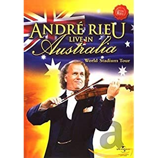 Andr' Rieu ?? Live In Australia - World Stadium Tour [DVD]