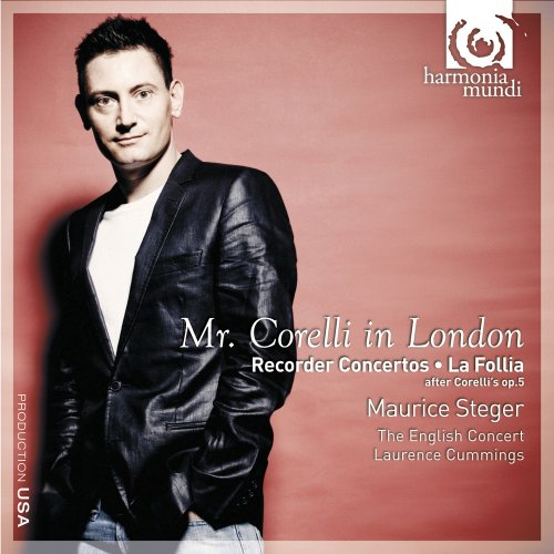 harmonia mundi Mr.Corelli in London