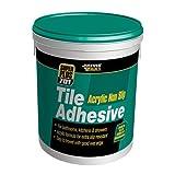 Everbuild - Antideslizante azulejo adhesivo 701 1 litro ens01