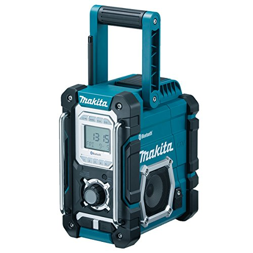 Radio de chantier MAKITA - Secteur ou batterie - Sans batterie ni chargeur - DMR106