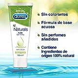 Durex Naturals H2O Lubricante, 100% Natural Sin Fragancia, Colorantes ni Agentes...