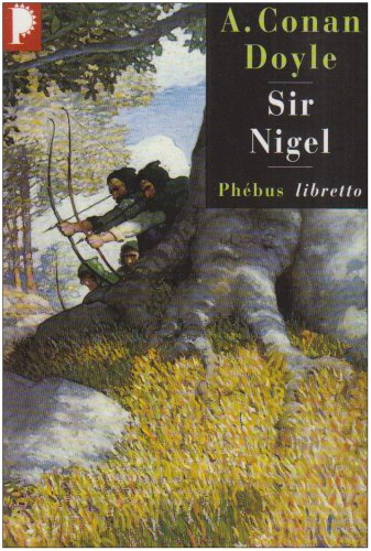 Sir Nigel par Conan