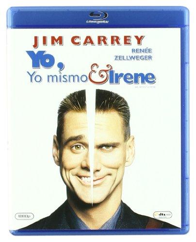 Yo, yo mismo e Irene [Blu-ray] 51aJynrK1YL