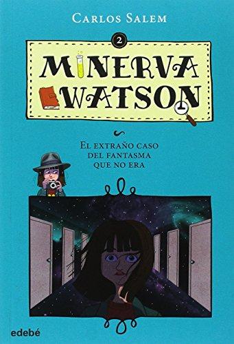 Minerva Watson: El extraño caso del fantasma que no era, n.º 2 por Carlos Salem