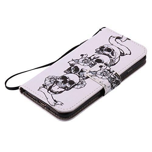 iPhone 8 Plus / 7 Plus 5.5 Pouce Coque,iPhone 8 Plus Coque Portefeuille PU Cuir Etui,iPhone 7 Plus Coque Silicone,iPhone 8 / 7 Plus Leather Case Wallet Flip Protective Cover Protector,iPhone 7 Plus Co Cartoon Elephant 5