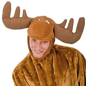 Carnival Toys Srl - Sombrero para Disfraz de Adulto (5499)