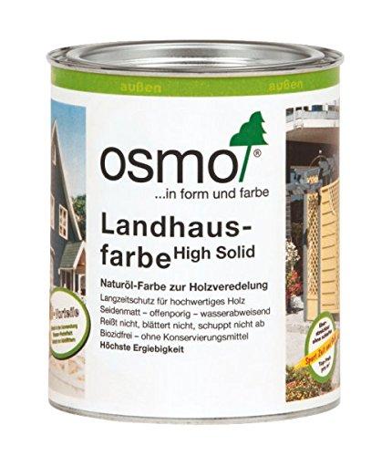 Osmo Landhausfarbe 2507 Taubenblau 0,75 Liter