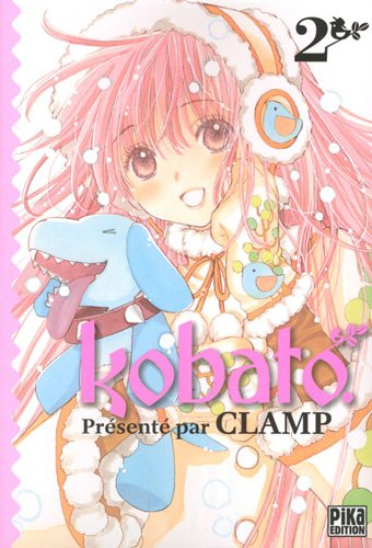 Kobato Vol.2 par CLAMP