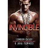 INVINCIBLE (A Bad Boy MMA Romantic Suspense Novel) (English Edition)