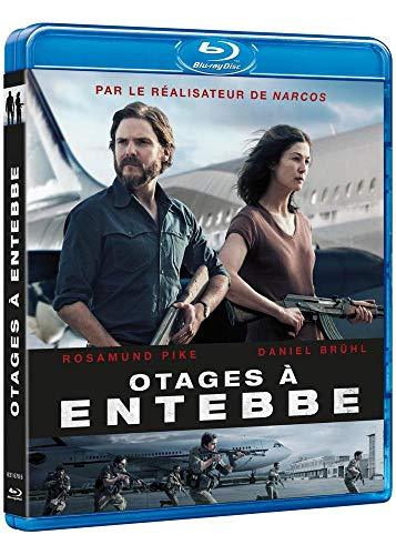 Otages à Entebbe [Blu-ray]