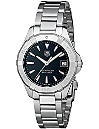 TAG Heuer Women's WAY1310.BA0915 Aquaracer Silver-Tone Stainless Steel Watch