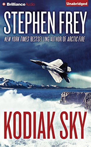 Kodiak Sky (Red Cell Trilogy)