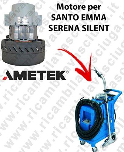 serena-silent Motor Ansaugkrümmer für Maschine estrattrice Teppichboden santoemma