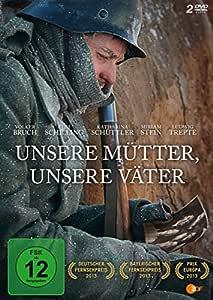 Unsere Mütter, unsere Väter [2 DVDs]: Amazon.de: Volker