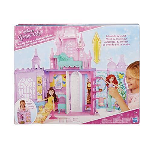Disney princess - castello pack 'n' go , e1745eu4