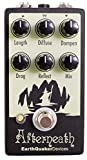 EarthQuaker Devices Nachhall Effektpedal Afterneath V2 Version 2 Black/Cream
