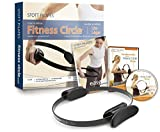 Incorporate variety and greater body awareness into your workout with the Fitness Circle Lite. This energizing routine will help you tone and elongate hard to reach muscles, develop muscular strength and endurance, and activate core conditioning. Thi...