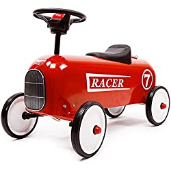 Baghera 801 - Cavalcabili Racer, Rosso