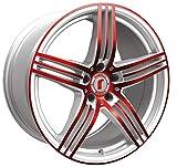 Rondell 217 - Cerchioni 9,5x19 ET33 5x112 WSSROTP per Mercedes Classe C Classe CLC Classe CLK Classe CLS Classe E-Kl