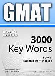 GMAT Interactive Flash Cards - 3000 Key Words. A powerful method to learn the vocabulary you need. (English Edition)