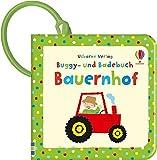 Buggy- und Badebuch: Bauernhof: ab 1 Monat