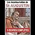 Saint Augustin: les 9 oeuvres majeures et complètes (Les confessions, La cité de Dieu, De la trinité, Traité du libre arbitre...)