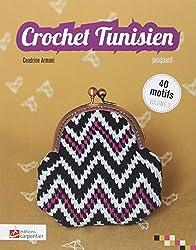 Crochet tunisien : Volume 3, jacquard