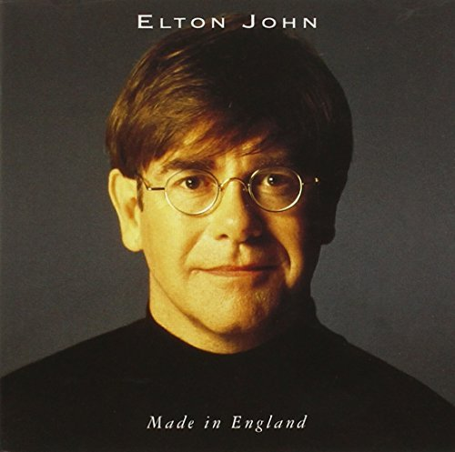 Made in England by ELTON JOHN (1995-03-21) - Made In England
