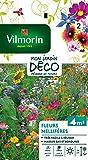 Vilmorin 5862842 Fleur mellifère, Multicolore, 90 x 2 x 160 cm