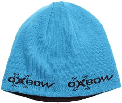 Oxbow Tromso - Bonnet jacquard homme - Iced Coffee - Taille Unique