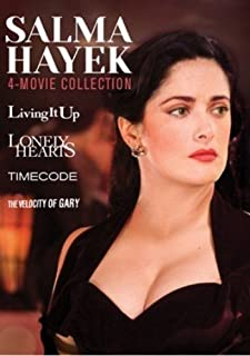 Salma Hayek - 4 Pack - Living It Up, Lonely Hearts, Timecode, The Velocity of Gary