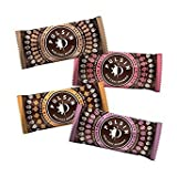 Pulsin Raw Choc Brownie Snack Bars Range Mixed Case | 20 x 50g Bars