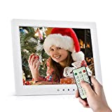 "Best Andoer digital photo frame - Andoer 10"" HD Digital Photo Frame Desktop Album Review"