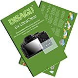 6x Film de protection d'écran Ultra Clear pour Nikon COOLPIX P520