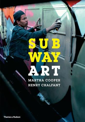 Subway Art por Martha Cooper