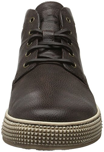 Camel Active Cocoon 14, Sneakers Hautes Homme Marron (Mocca 03)